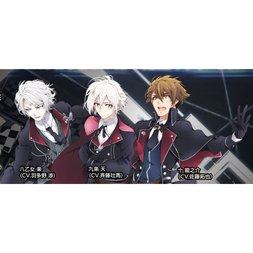 IDOLiSH 7 TRIGGER 1st Full Album (Deluxe Edition)