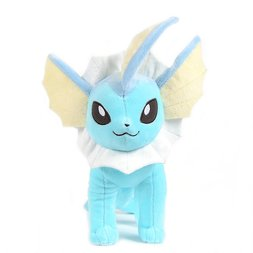 "Pokémon 10"" I Love Eevee Vaporeon Plush"