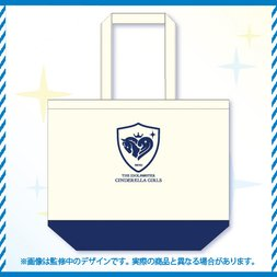 THE IDOLM@STER CINDERELLA GIRLS Official Producer Tote Bag
