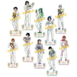 Yowamushi Pedal: Glory Line Acrylic Stand Collection