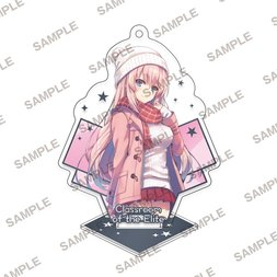 MF Bunko J Classroom of the Elite Winter Outfit Acrylic Stand