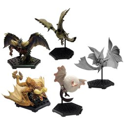 Capcom Figure Builder Monster Hunter Standard Model Plus Vol. 10 Box Set (Re-run)