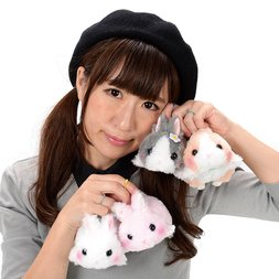 Usa Dama-chan Sprawling Rabbit Plush Collection (Ball Chain)