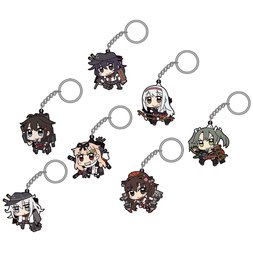 Kantai Collection -KanColle- Tsumamare Keychains Vol. 3