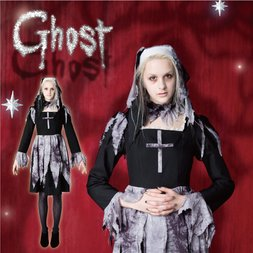 Ghost Sister Costume Set