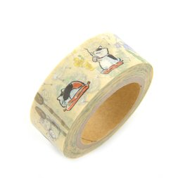 Natsume's Book of Friends Nyanko-sensei Masking Tape
