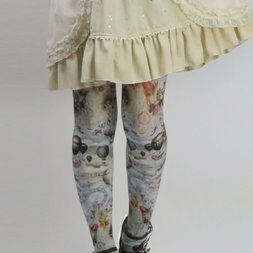 Ozz Oneste Antique Balloon Tights