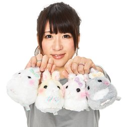 Usa Dama-chan Fuwamoko Ribbon Rabbit Plush Collection (Ball Chain)
