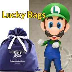 Nintendo Super Mario Brothers Luigi Nendoroid Lucky Bags