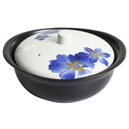 Aika Mino Ware Heat-Resistant Pot