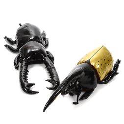 Hercules Beetle vs Giraffe Stag-Beetle 2018 Big Plush Collection