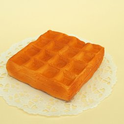 Mother Garden Bread Bakery Waffle Squeeze Toy