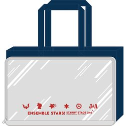 Ensemble Stars! Starry Stage 2nd Clear Window Tote Bag