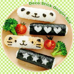 Deco Stick Onigiri Set
