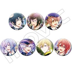 IDOLiSH 7 Nanatsuiro REALiZE Character Badge Collection Box Set