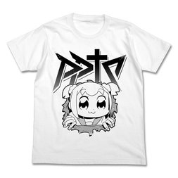Pop Team Epic Hara Popu White T-Shirt