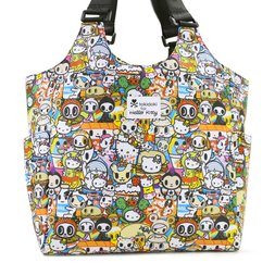 3a773fb224d Tokidoki x Hello Kitty Shoulder Tote Bag