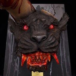 Berserk Zodd Trophy: Bloody Ver.