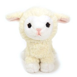 Fluffies Small Sheep Plush