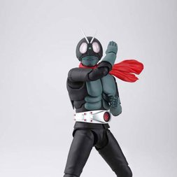 Kamen Rider Ichigo 1/8th Scale Plastic Model Kit