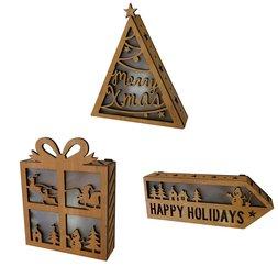 concombre Christmas Light Box