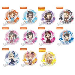 The Idolm@ster Cinderella Girls 5th Live Tour: Serendipity Parade!!! Official Producer Badges - Group B