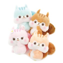 Fusappo Nuts Chipmunk Plush Collection (Standard)