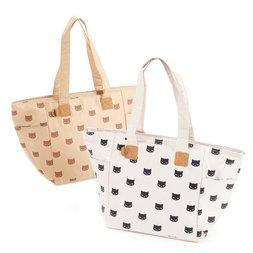 Pooh-chan Print Multi-Use Tote Bag