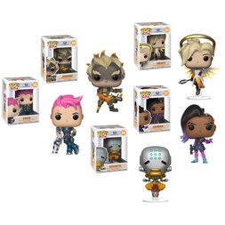 Pop! Games: Overwatch Series 3 - Set