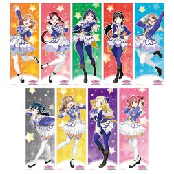 Love Live! Sunshine!! The School Idol Movie: Over the Rainbow Sticker Collection Box Set