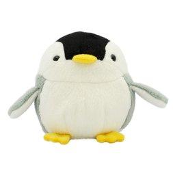 Black Baby Penguin Beanbag Plush