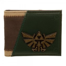 Legend of Zelda: Twilight Princess Suit Up Bi-Fold Wallet