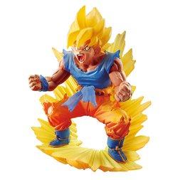DraCap Memorial 02: Dragon Ball Super Saiyan Goku