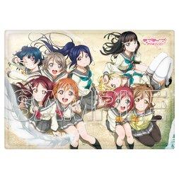 Love Live! Sunshine!! Aqours Mofu-Fuwa Blanket