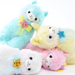 Alpacasso Kirarin Star Alpaca Plush Collection (Standard)