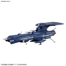 Space Battleship Yamato 2202 1/1000 Scale Apollo Norm