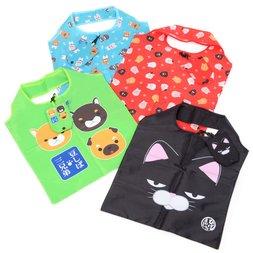 Mameshiba San Kyodai & Hige Manjyu Dog & Cat Eco Bags