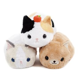 Tsuchineko Fuwa Fuwa Cat Plush Collection (Big)