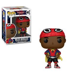 Pop! Marvel: Spider-Man: Into the Spider-Verse - Miles Morales Cape Ver.
