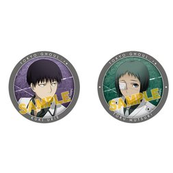 Tokyo Ghoul:re Kuki & Toru Charaby Badge Set