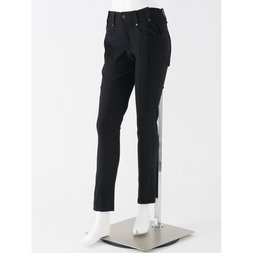 Rozen Kavalier Black Skinny Pants