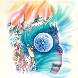 Koji Maki God Sider Vol. 8 Original Framed Reproduction Art Print