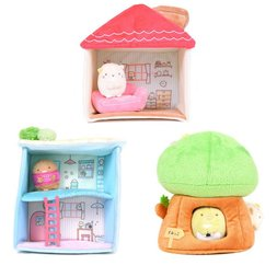 Sumikko Gurashi Plush Scene Collection