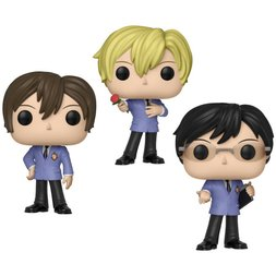 Pop! Animation: Ouran High School Host Club Series 1 - Complete Set