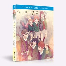 Orange: The Complete Series Standard Edition Blu-ray/DVD Combo Pack