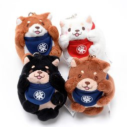Chuken Mochi Shiba Wanpaku Voice Plush Collection (Ball Chain)