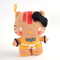 Hello Kitty Dhalsim Plush