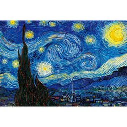 The Starry Night Jigsaw Puzzle Collection