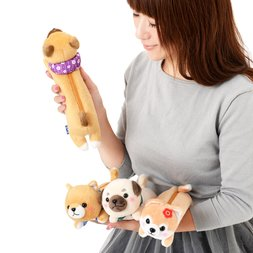 Mameshiba San Kyodai Dog Pen Pouches Vol. 2