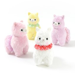 Alpacasso Furi Furi Alpaca Plush Collection (Standard)